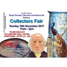 Royal Doulton Collectors Fair November 2017