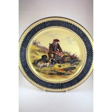 Royal Doulton Scottish Hunting Scenes Seriesware Plate D3695