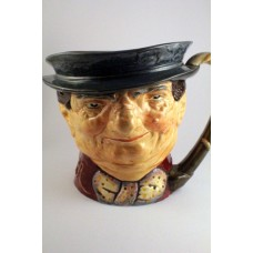 "Royal Doulton Musical Tony Weller Character Jug - 6.5"" (Large) - SOLD"