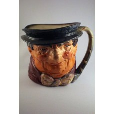 "Royal Doulton Tony Weller Character Jug - 6.5"" (Extra Large)"