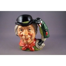 Royal Doulton The Walrus & Carpenter Character Jug D6604 - 4.25""