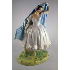 Royal Doulton HN 2140 Giselle, The Forest Glade - Perfect