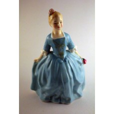 Royal Doulton HN 2154 A Child from Williamsburg