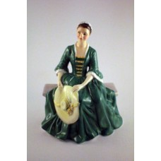 Royal Doulton HN 2228 A Lady from Williamsburg