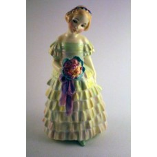 Royal Doulton HN 1434 The Little Bridesmaid - Rare
