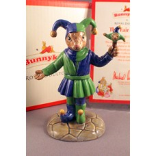 Royal Doulton The Fair Jester Bunnykins Limited Edition - DB517