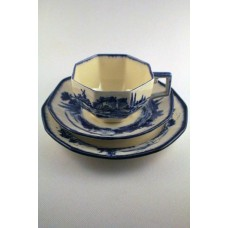 Royal Doulton Norfolk Ware Trio