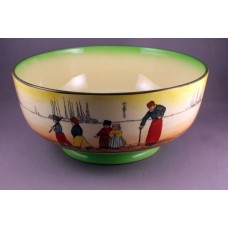 Royal Doulton Dutch Harlem Seriesware Fruit Bowl D4827